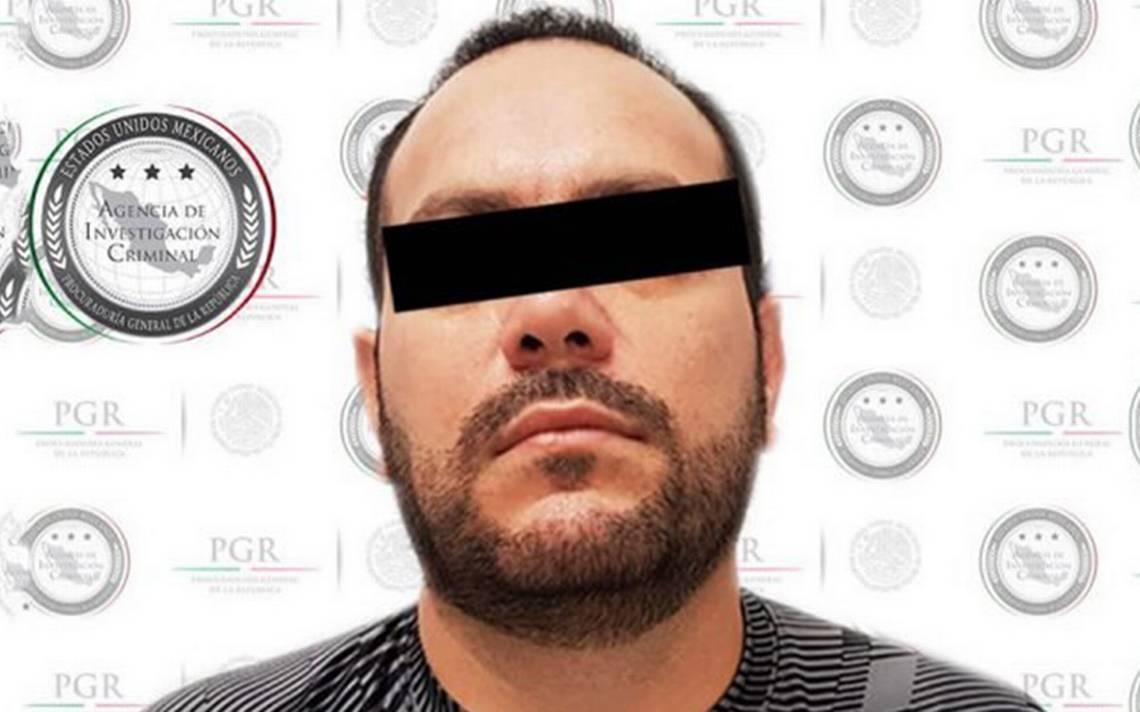 PGR detiene a presunto delincuente requerido por la justicia de EU
