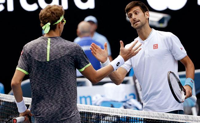 Djokovic deja vacante título del Abierto de Australia