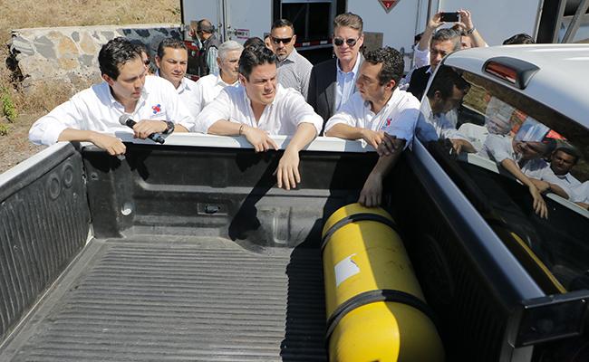 Convertirá Jalisco parque vehicular de gasolina a gas