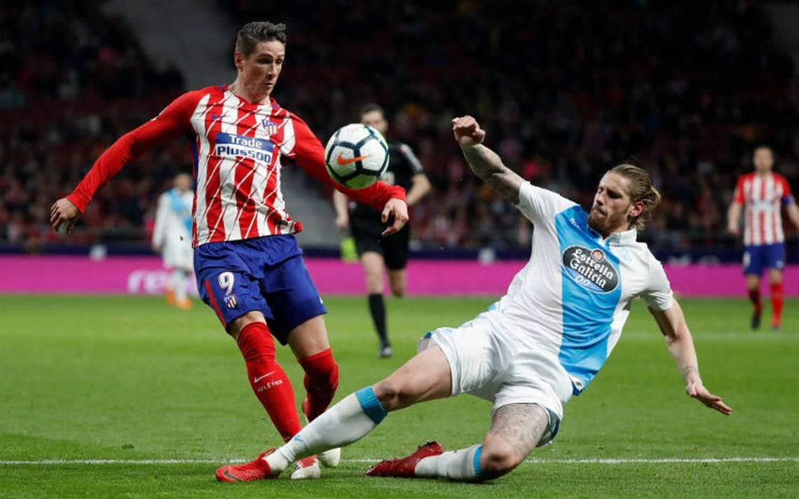 """Fernando """"Niño"""" Torres le dice adiós al Atlético"""