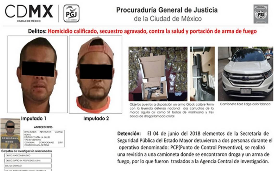 Detienen en Xochimilco al posible sucesor de El Ojos