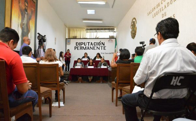Auditoría a 13 municipios, aprueban en Congreso de Morelos