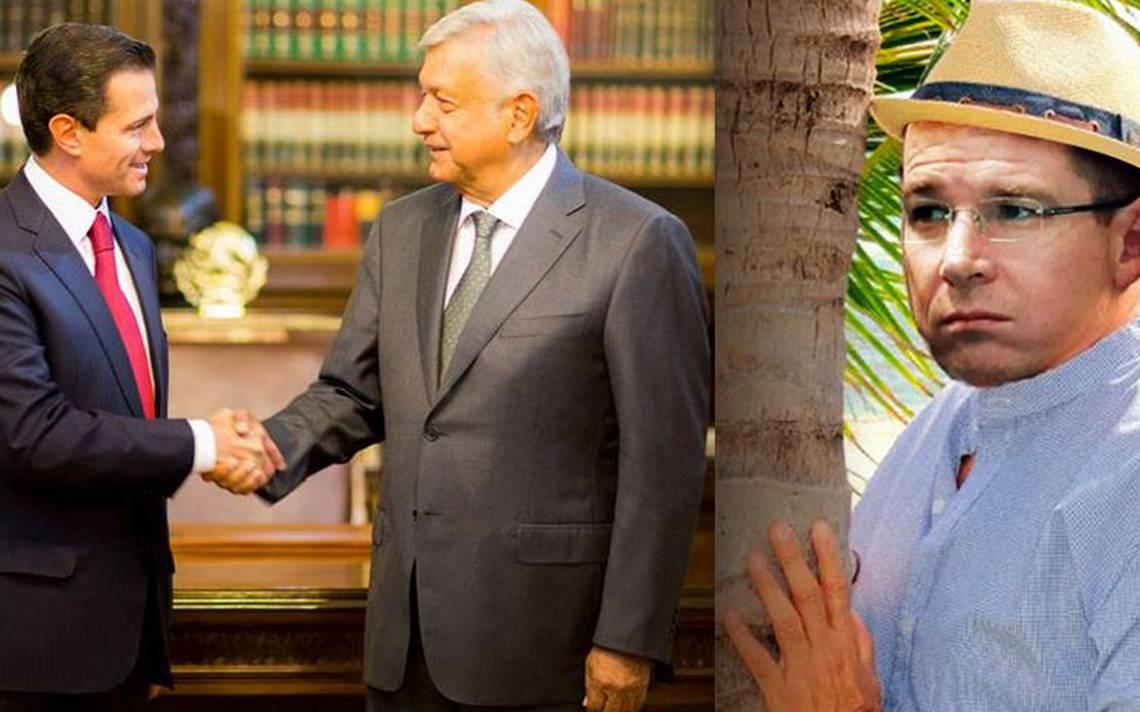 Así fue la conversación entre Peña y AMLO según ¡los memes!