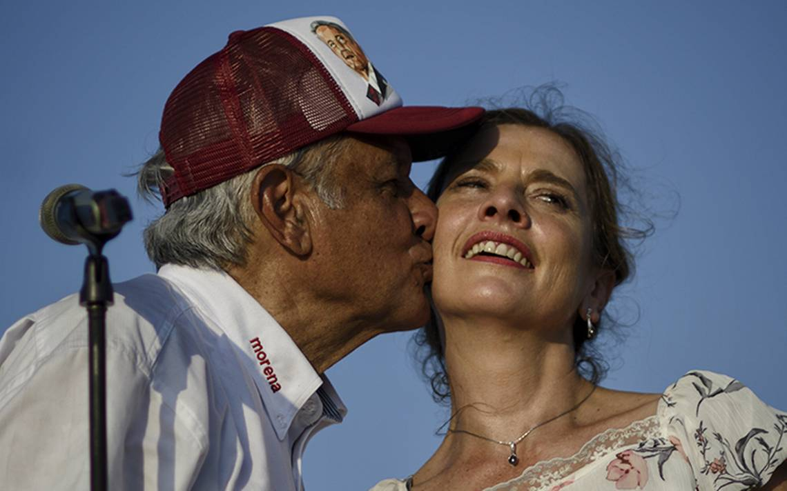 ¿Por qué Beatriz Gutiérrez no quiere ser la primera dama de México?