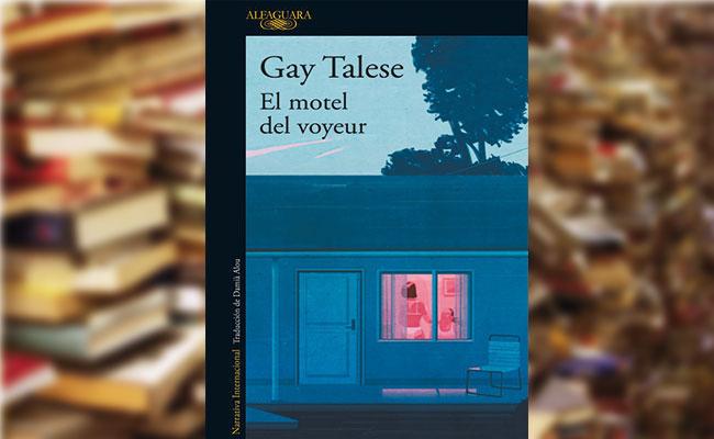 """Literatura:  """"El motel del voyeur"""""""