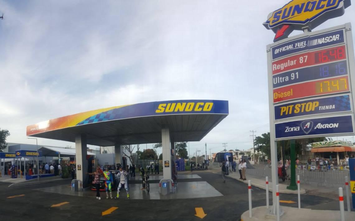 Gasolinera Sunoco da banderazo de salida en México