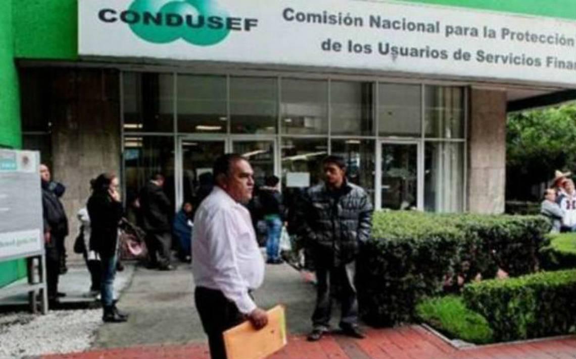 Condusef alerta por falsos préstamos de Mexcapital