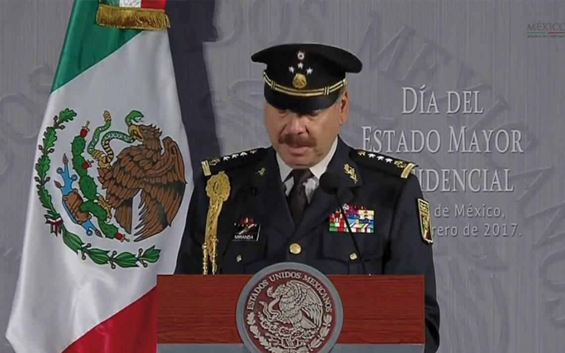 Estado Mayor es indispensable en la vida democrática: General Roberto Miranda