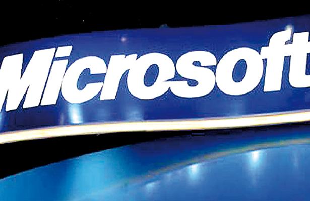 El Gigante tecnológico Microsoft supera el medio billón de dólares en Wall Street