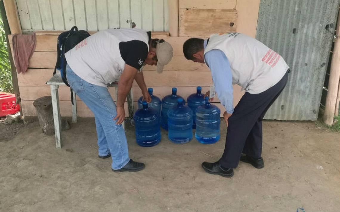 Por consumir pozol, 76 personas resultan intoxicadas en Tabasco