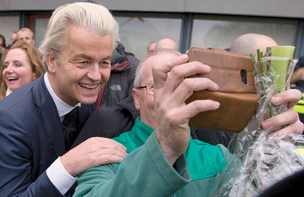 """El """"Trump holandés"""" aspira a llegar al poder en marzo"""