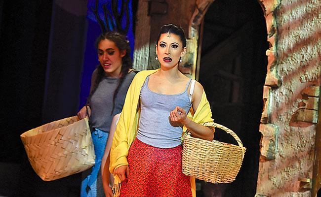 Se estrena Josefa, el musical