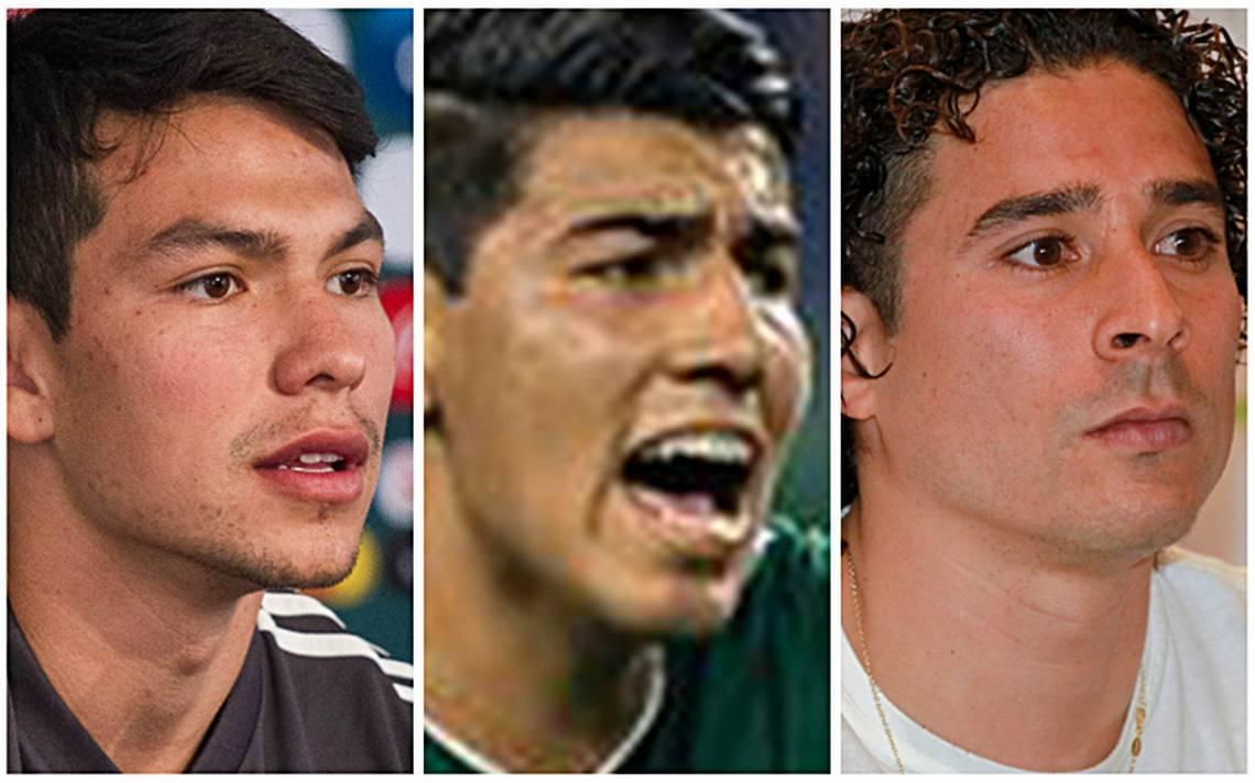 Memo Ochoa, Chucky Lozano y Erick Gutiérrez dejan concentración del Tricolor