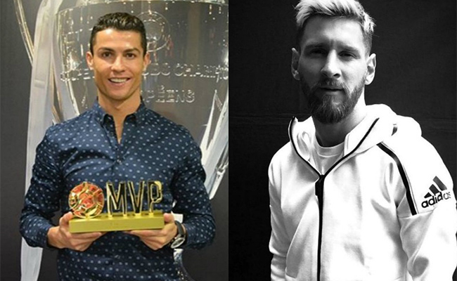 La guerra con Lionel Messi no existe: Cristiano Ronaldo