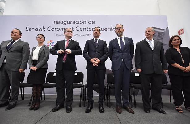 Invierte empresa sueca 76 mdp en Querétaro