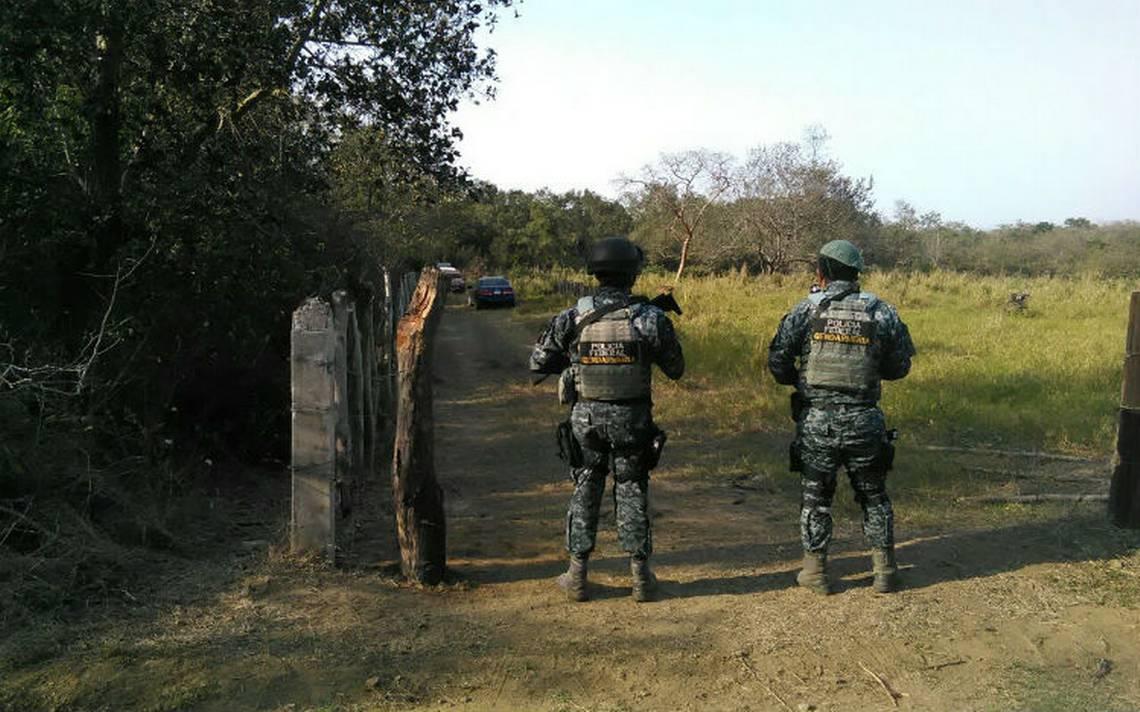Hallan fosa clandestina en Tamaulipas
