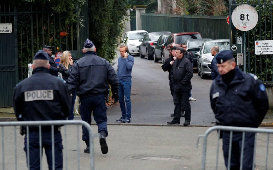 Policía frustra atentado navideño en Francia