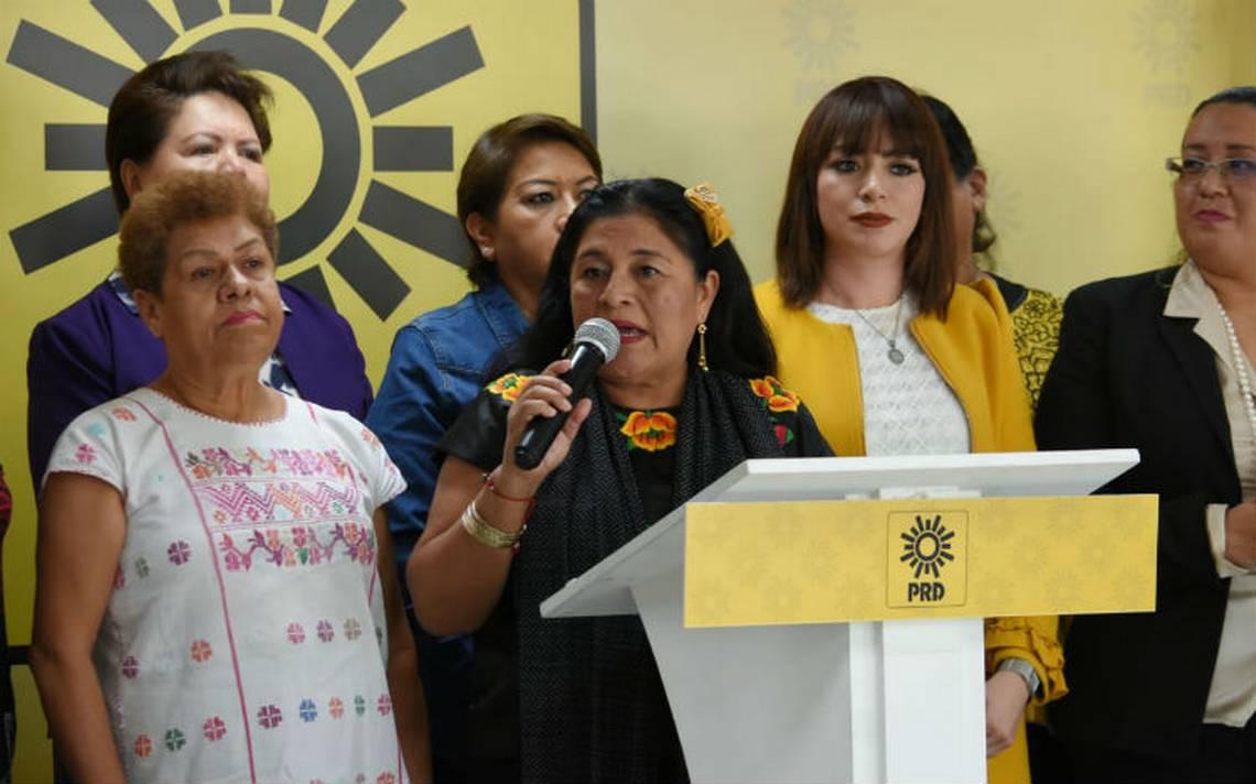 PRD propone agenda con perspectiva de género para legalizar el aborto y erradicar el feminicidio