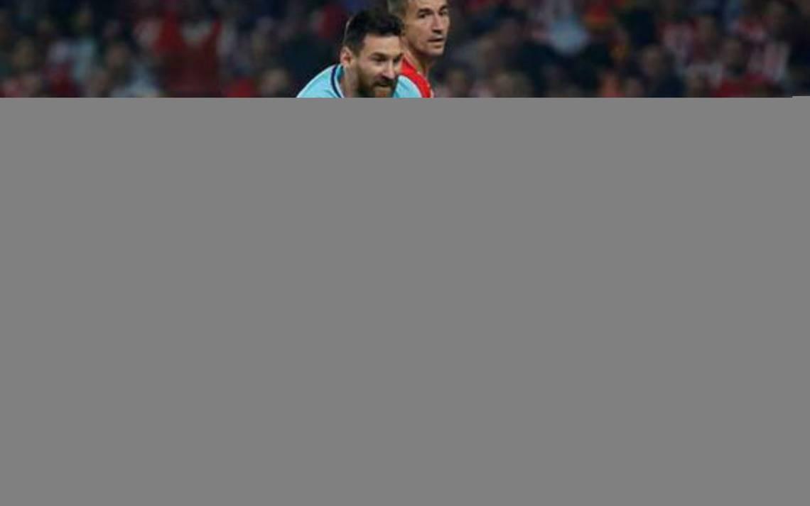 Un férreo Atlético de Madrid frena al líder Barcelona