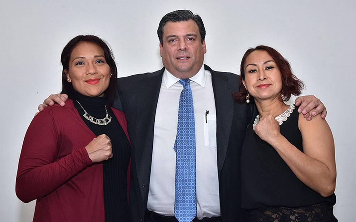 Sulaimán promete mayor proyección para el Boxeo Femenil