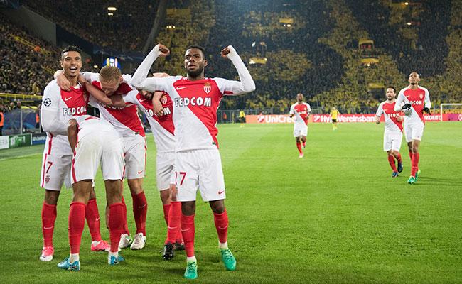 Mónaco vence a Borussia, al día siguiente del atentado