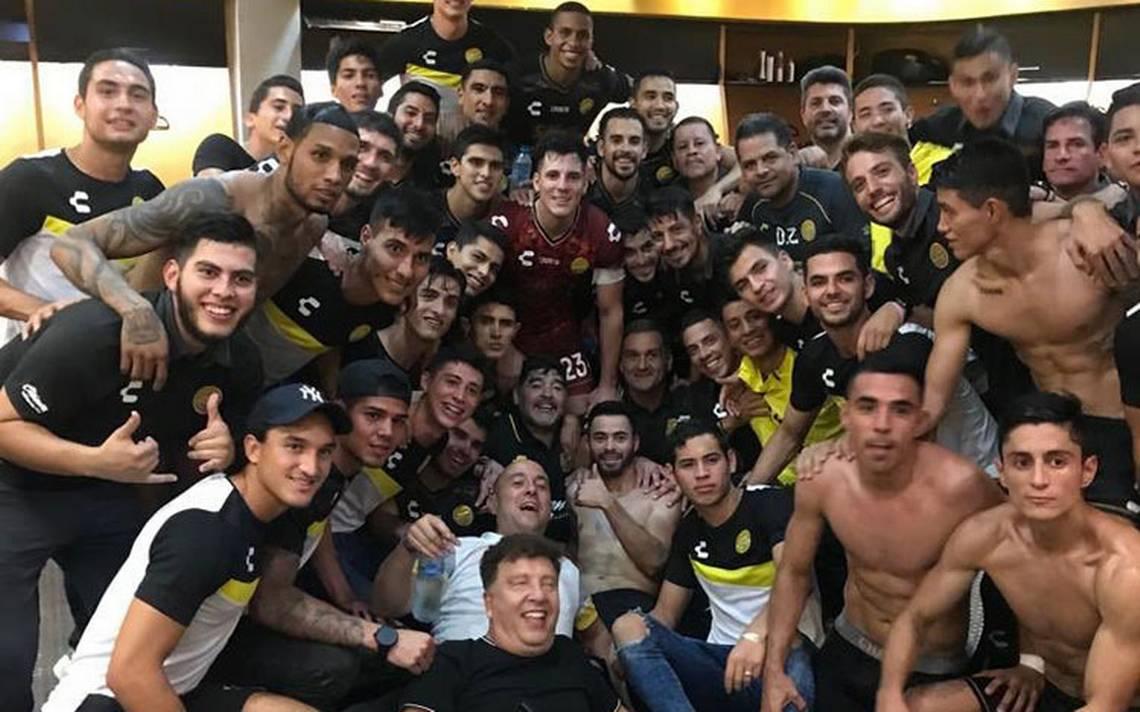 El Efecto Maradona en Sinaloa