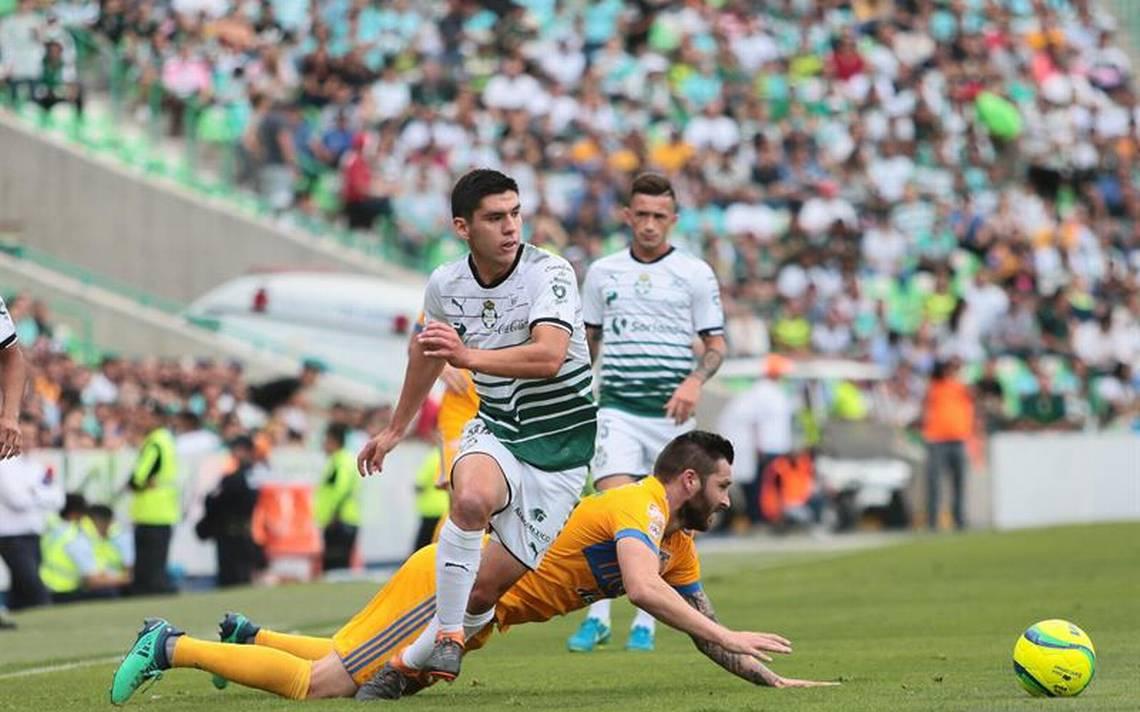 Milagro: Santos elimina a Tigres y avanza a semifinales de Clausura 2018