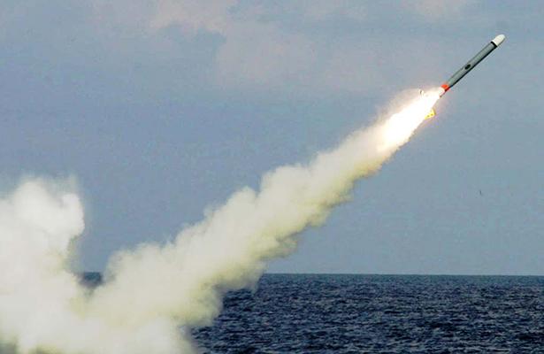 """Puse a Irán """"sobre aviso"""" por prueba con misil, afirma Trump"""