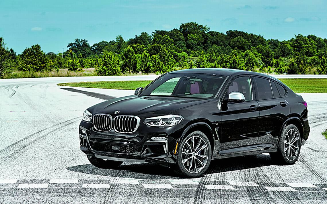 BMW apuesta por la renovación del X4