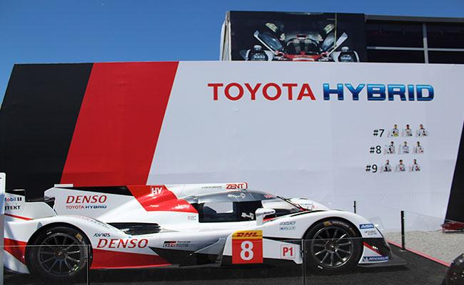 Toyota confirma presencia en Le Mans en 2018