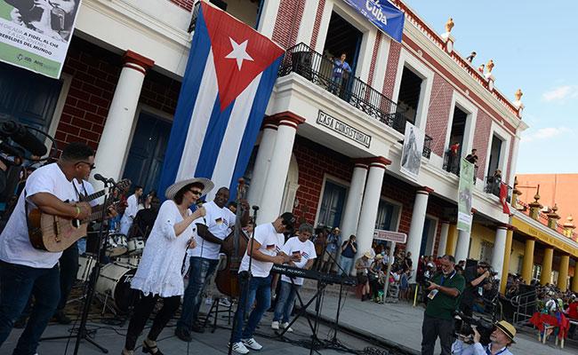 Circuitos turísticos del oriente cubano