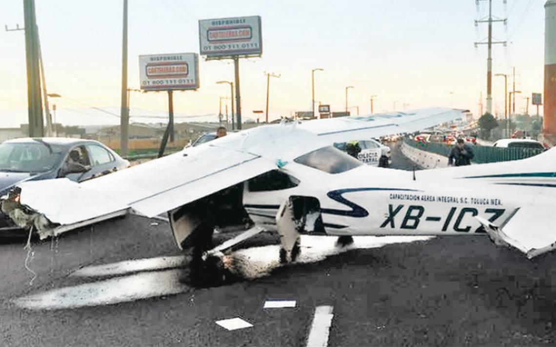 Rutas aéreas cuantifican en cinco años y medio al menos 10 accidentes