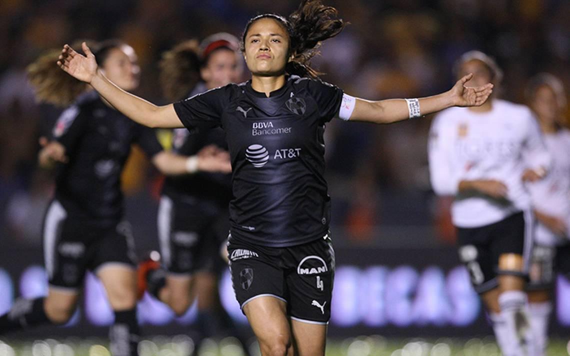 Tigres y Monterrey empatan en la final de la Liga Femenil