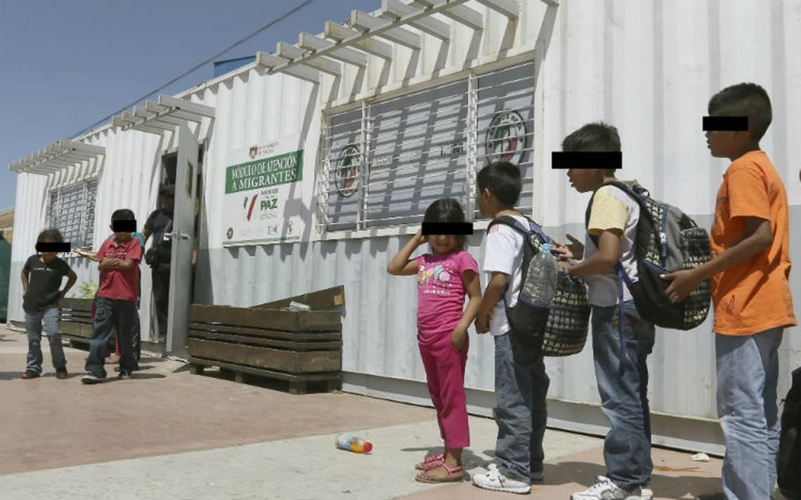 Trump planea albergar a niños inmigrantes solos en carpas urbanas