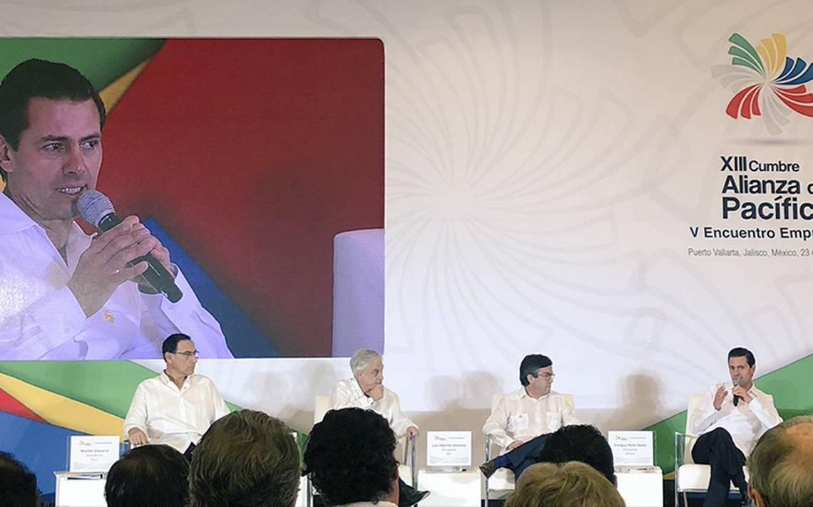 Peña Nieto afirma que su gobierno fue para cerrar brechas de desigualdad
