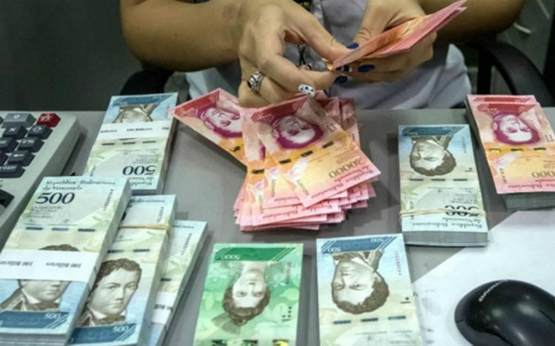 FMI proyecta una inflación para Venezuela de 1 000 000 % en 2018