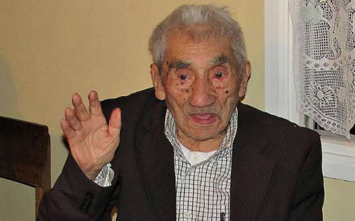 Muere a los 121 años el hombre más longevo del mundo