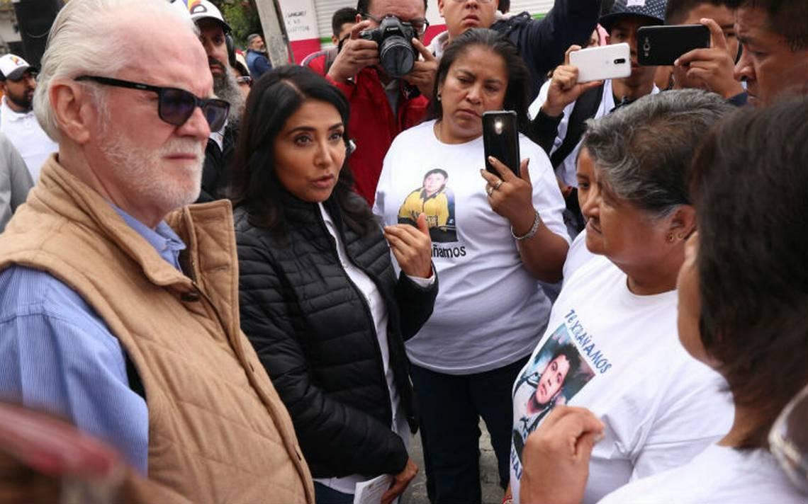 Alejandra Barrales ofrece reabrir caso New's Divine