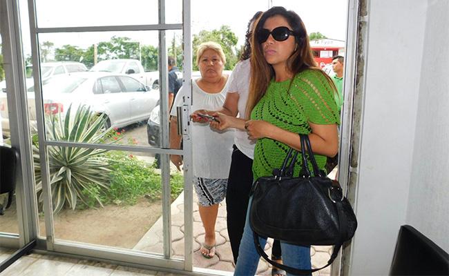 Lorena Piñón denuncia atentado en su contra en Veracruz