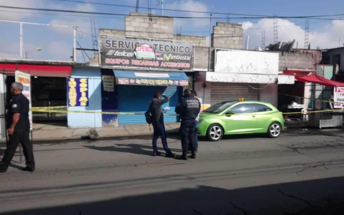 Encuentran dos cuerpos dentro de un automóvil, ahora en Ecatepec