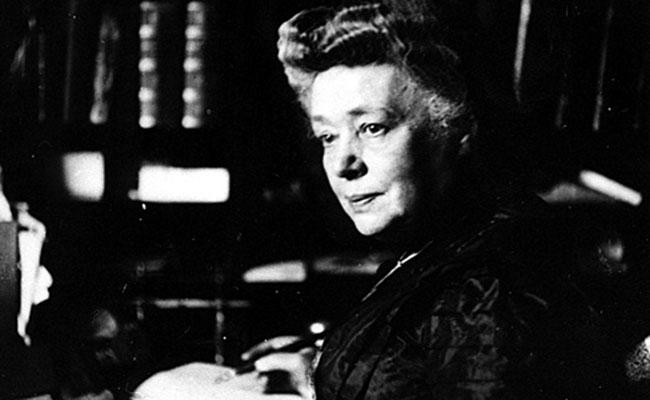 Bertha Von Suttner: primera mujer Premio Nobel de la Paz