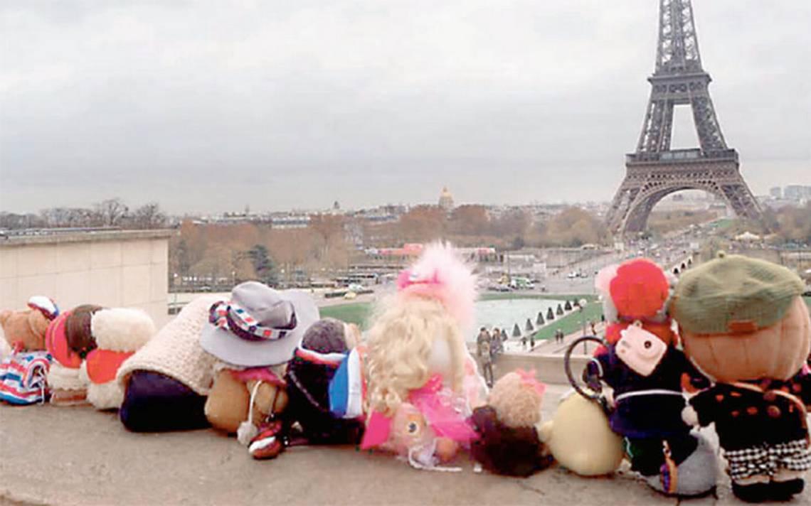 Agencia japonesa ofrece tours por el país del Sol Naciente para peluches