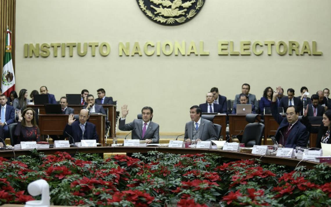 """INE invalida nombre de la coacción """"Meade Ciudadano por México"""""""