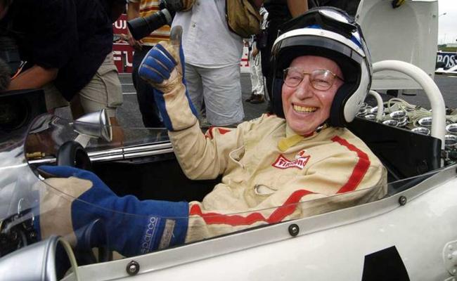 Fallece John Surtees, único campeón del mundo de Fórmula 1