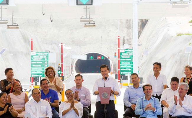 México, destino bien confiable para inversionistas, asegura Peña Nieto