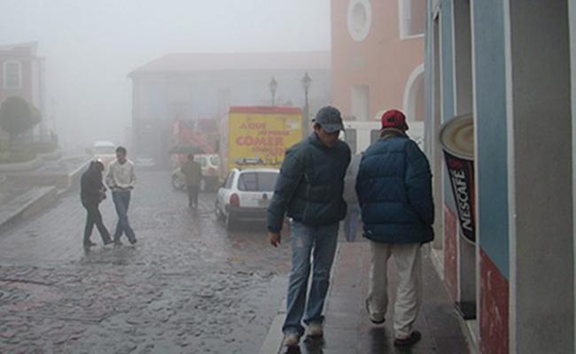 Drástico descenso de temperatura en Tamaulipas