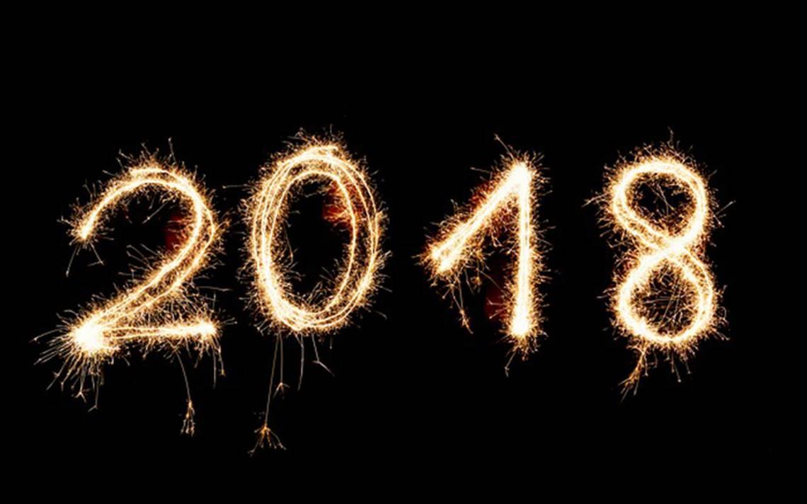 Te decimos en cinco pasos como iniciar y mantener el 2018 con ilusión