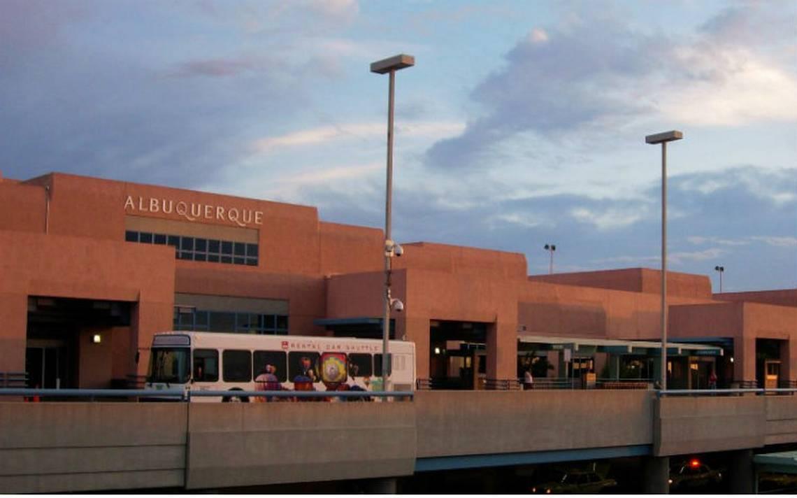 Cierran por varias horas aeropuerto de EU, un hombre amenazaba con suicidarse
