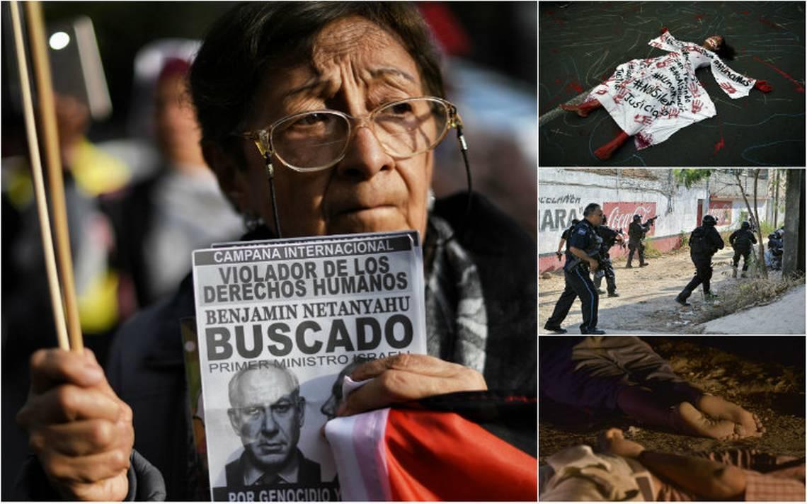 2017, ¿el año más violento en la historia de México?