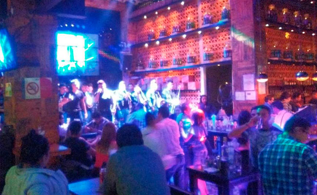 Balacera en bar del centro de la CDMX deja dos muertos y tres heridos